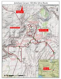 grand map pdf antelope course map the grand circle trail race series