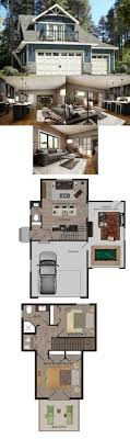 home plans with guest house garage apartment plan 85372 total living area 1901 sq ft 2