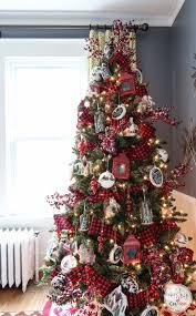 tree inspo big ornaments decor