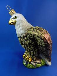 american bald eagle our national bird blown glass