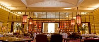 luxurious restaurants in london