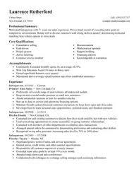 Land Surveyor Resume Sample by Impactful Professional Automotive Resume Examples U0026 Resources