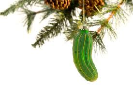 the german pickle tradition myth or reality