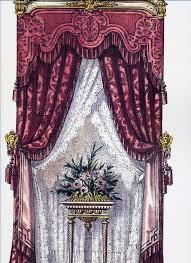 Victorian Swag Curtains Best 25 Victorian Valances Ideas On Pinterest Victorian