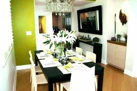 dining room table arrangements christmas dining room table decorations ideas for centerpieces for