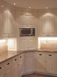 Corner Kitchen Cupboards Ideas Best 25 Appliance Cabinet Ideas On Pinterest Appliance Garage
