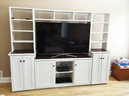Media Console With Hutch Buy A Custom Barn Wood Tv Stand Media Console Entertainment