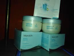 Wardah Krim Malam Dan Siang review wardah lightening day and step 1