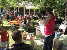 Baby Shower Outdoor Ideas - backyard barbeque decorations baby shower backyard barbecue