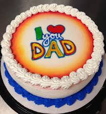 i love you dad father u0027s day dq ice cream cake my cakes