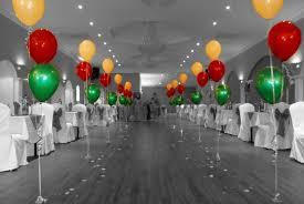 wedding balloon arches uk asian wedding walkway helium balloon decorations in loch lomond