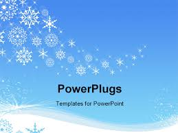 snowflake powerpoint template 14 best photos of snow animated