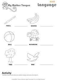 let u0027s draw english worksheet for kids english materials
