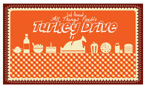 all things pueblo 2nd annual thanksgiving food drive