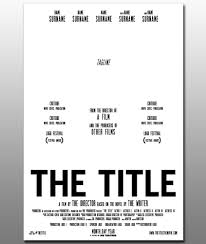 film poster template google zoeken film pinterest template