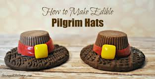 dessert pilgrim hats