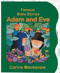 cfp famous bible stories adam and eve carine mackenzie