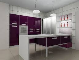 kitchen modern purple kitchen furniture cabinet sets entrancing