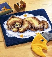 Wool Hook Rug Kits Best 25 Latch Hook Rugs Ideas On Pinterest Diy Rugs Rag Rugs