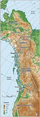 map of usa west coast civilization ca map of west coast of america