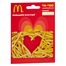 mcdonalds gift card discount mcdonald s non denominational gift card walgreens
