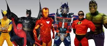 Halloween Party Entertainers Superhero Parties Toronto U0026 Gta Fairyland Theatre