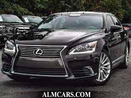 lexus used 2014 used lexus ls 460 4dr sedan rwd at atlanta luxury motors