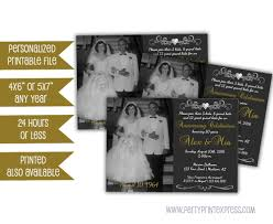 printable vow renewal invitation 50th anniversary invitation