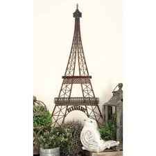 20 Collection of Eiffel Tower Wall Art