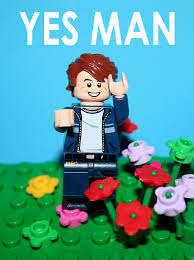 film yes man lego yes man poster made by yours truly xxdeadmanzz flickr