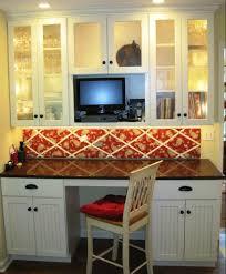 desk ideas in kitchen muallimce