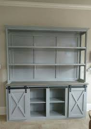 Build A Hutch Free Step By Step Plans To Build A Restoration Hardware Inspired