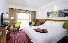 hampton by hilton opens third property in scotland dundee city