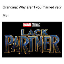 Black Box Meme - lack partner black panther black panther original score box
