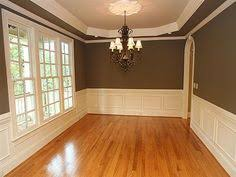 dining room colors ideas creative dining room paint ideas with chair rail in interior