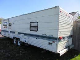 1994 fleetwood wilderness 30fl travel trailer fremont oh youngs