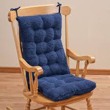 elegant cushions for rocking chair with classic rocking chair