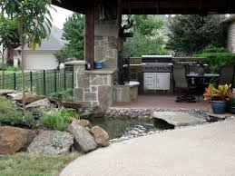kitchen outside backyard grill outdoor images on mesmerizing