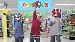 power rangers megaforce toys holiday commercial