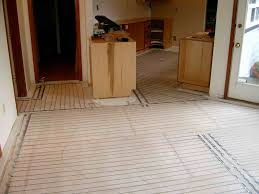 ideas heated flooring reviews and system inspiring home