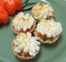 easy thanksgiving appetizers mini shell chicken shepherd s pie