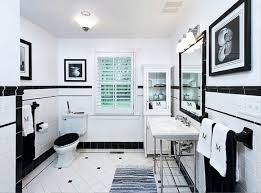 chic inspiration 13 black and white bathroom floor tile designs chic inspiration 13 black and white bathroom floor tile designs