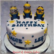 minion birthday cakes minion birthday cake 1276 cakes cakesdecor