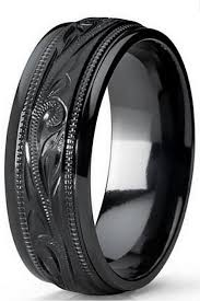 mens black titanium wedding rings 72 best unique wedding bands images on green lake