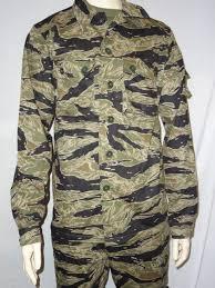 tadpole sparse tiger stripe shirt