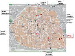 map of bologna bologna tourist map bologna mappery
