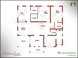 4 bedroom house plans kerala flat plan design four room indian