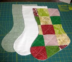 craft my life away a finished christmas stocking