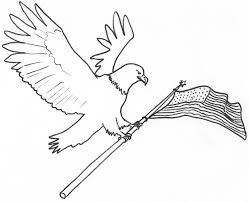 harpy eagle clipart coloring page pencil and in color harpy