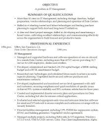 Resume Professional Statement Examples by It Professional Summary Examples Formats Csat Co